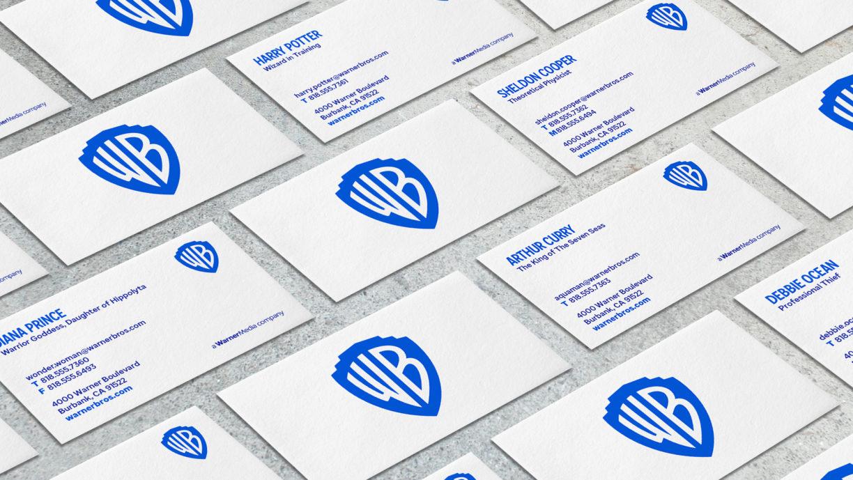 warner_bros_business_cards